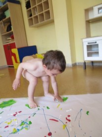 pintura con el cuerpo (3)